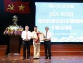 Đại tá Lê Khắc Thuyết được chỉ định tham gia Ban Thường vụ Tỉnh ủy Hà Tĩnh