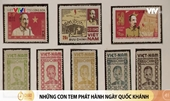 Độc đáo những con tem phát hành ngày Quốc khánh