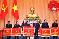Viện trưởng tặng Kỷ niệm chương, Bằng khen cho các tập thể, cá nhân có thành tích