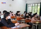 Gần 11 000 thí sinh Đà Nẵng làm thủ tục dự thi tốt nghiệp trong sự kiểm soát dịch gắt gao
