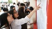 Chiều nay 2 9 , thí sinh làm thủ tục dự thi tốt nghiệp THPT đợt 2 năm 2020