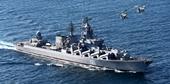 """Tuần dương hạm mạnh nhất của Nga sẽ """"thử lửa"""" tại vùng biển Syria sau nâng cấp"""