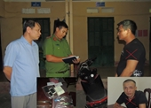 Đã bắt được 2 kẻ bịt mặt gây nỗi ám ảnh cho người dân ở Hà Nam