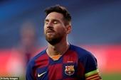 Cuộc đàm phán của bố Messi và Chủ tịch Barca kết thúc trong bế tắc