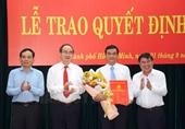 Ban Bí thư chỉ định nhân sự 5 tỉnh thành