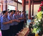 Lễ kết nạp Đảng viên và sinh hoạt chuyên đề có ý nghĩa tại Di tích Khu Căn cứ Tà Thiết