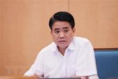 Tạm đình chỉ tư cách đại biểu HĐND đối với ông Nguyễn Đức Chung