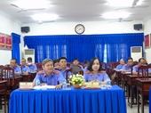VKSND tỉnh Đồng Tháp không để xảy ra đình chỉ vụ án do không phạm tội
