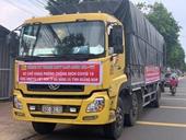 Công ty Lan Anh hỗ trợ Quảng Nam, Đà Nẵng phòng chống dịch COVID-19