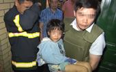 Thu giữ ma túy, súng, đạn trong vụ giải cứu thành công bé gái bị bố đẻ bạo hành