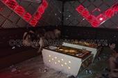 """Bắt quả tang 5 nhân viên """"tắm tiên"""" với khách trong mùa dịch ở Đồng Nai"""