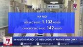 24 người ở Hà Nội có triệu chứng vì ăn pate Minh Chay