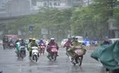 Miền Bắc đón mưa dông diện rộng, giảm nhiệt