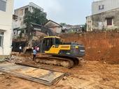 Khởi tố vụ án hình sự sập công trình tại Phú Thọ khiến 4 người thiệt mạng