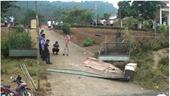Đã xác định được danh tính 3 học sinh tử vong do cổng trường đổ sập