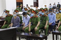 Xét xử vụ án giết người, chống người thi hành công vụ tại Đồng Tâm