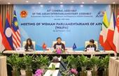 Tăng cường vai trò của nữ nghị sĩ ASEAN trong bảo đảm quyền lợi cho lao động nữ