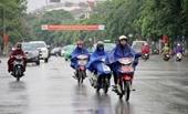 Hà Nội và các tỉnh miền Bắc tiếp tục có mưa to