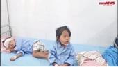 Sập cổng trường ở Lào Cai Sức khỏe 3 học sinh bị thương giờ ra sao