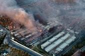 Hỏa hoạn kinh hoàng ở châu Âu, 12 000 cư dân mất nơi ở
