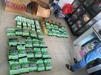Chiêu ngụy trang cực độc vận chuyển 47kg ma túy từ Campuchia về TP HCM