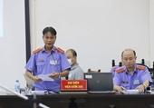 Xét xử vụ án ở Đồng Tâm Viện kiểm sát đề nghị 2 bị cáo mức án tử hình