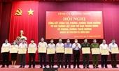 VKSND tối cao khen thưởng công tác phòng, chống tham nhũng