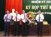 Phó Bí thư Thường trực Tỉnh ủy được bầu giữ chức Chủ tịch HĐND tỉnh Quảng Trị