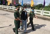 Vượt biên trái phép sang Trung Quốc trốn truy nã