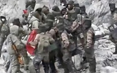 Video vụ đụng độ giữa binh sĩ Ấn Độ - Trung Quốc tại biên giới tranh chấp