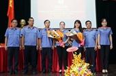 Đại hội Công đoàn cơ sở đại diện Văn phòng VKSND tối cao tại TP HCM