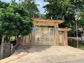 Một học sinh lớp 5 ở Nghệ An tử vong do bị sập tường gần trường học