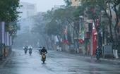 Nhiều tỉnh miền Bắc và Thanh Hoá có mưa to và dông