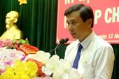 Ông Nguyễn Minh Nhựt được bầu làm Chủ tịch UBND quận Bình Tân