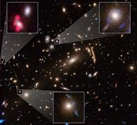 Sử dụng thấu kính của vật chất tối để quan sát tầm xa của vũ trụ
