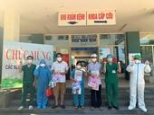 Thêm 8 ca khỏi bệnh, Việt Nam không có ca nhiễm mới COVID-19