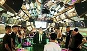 Phát hiện 13 nam nữ bay lắc trong quán Karaoke Thiên Đường ở Hà Tĩnh