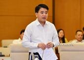 Nêu tên ông Nguyễn Đức Chung trong báo cáo phòng, chống tham nhũng của Chính phủ