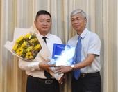 Bổ nhiệm ông Đặng Phú Thành giữ chức Phó Giám đốc Sở Xây dựng TP HCM