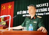 Thủ tướng bổ nhiệm nhiều nhân sự cấp cao thuộc Bộ Quốc phòng