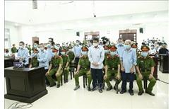 Tuyên án các bị cáo vụ giết người và chống người thi hành công vụ tại Đồng Tâm