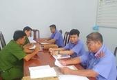 Kiến nghị Cơ quan CSĐT Công an huyện Tân Phú Đông khắc phục một số vi phạm