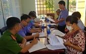 Kiểm sát trực tiếp tại Nhà tạm giữ, tạm giam TP Gia Nghĩa và huyện Đắk Glong