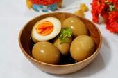 Biến tấu lạ miệng với trứng ngâm xì dầu siêu hấp dẫn
