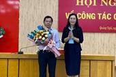 Phó Bí thư Tỉnh ủy Quảng Ngãi được bầu giữ chức Chủ tịch UBND tỉnh Quảng Ngãi