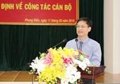Thủ tướng phê chuẩn kết quả bầu Phó Chủ tịch UBND tỉnh Thừa Thiên Huế