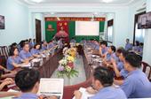 VKSND tỉnh Bình Phước tổ chức Hội nghị giao ban trực tuyến