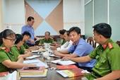 Tổ chức họp liên ngành triển khai thực hiện một số điều Bộ luật tố tụng Hình sự