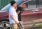 Khởi tố, bắt tạm giam 2 đối tượng lái xe tông Cảnh sát cơ động tử vong
