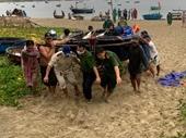Các tỉnh Miền Trung triển khai các công tác ứng phó với bão số 5